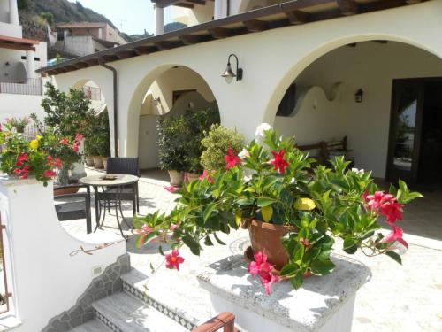 Ristorante o altro punto ristoro di Hotel Borgo Eolie