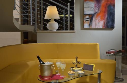 Ristorante o altro punto ristoro di Hotel Carlton