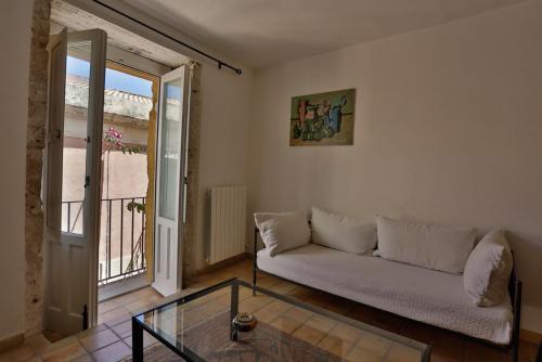 Гостиная зона в Alla Giudecca