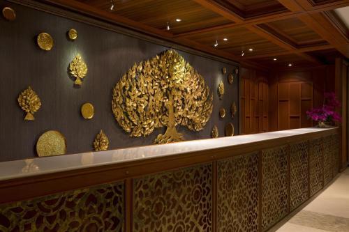 The lobby or reception area at Chanalai Garden Resort, Kata Beach - SHA Plus