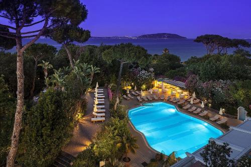 A view of the pool at Excelsior Belvedere Hotel & Spa or nearby