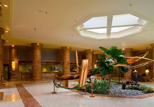 The lobby or reception area at Royal Sonesta Kaua'i Resort Lihue