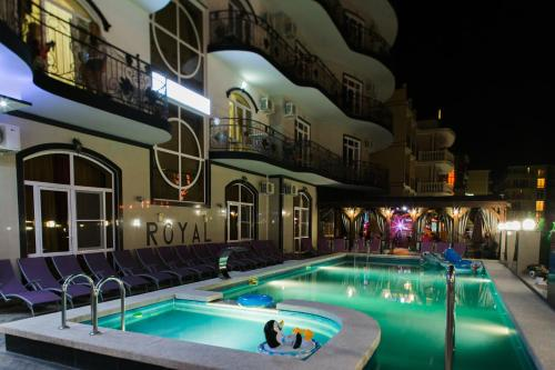 The swimming pool at or close to Royal by Undersun