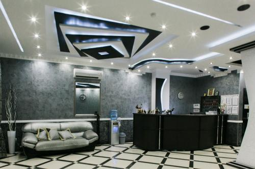 The lobby or reception area at Royal by Undersun