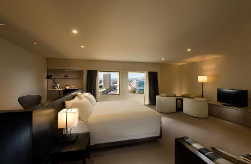 A room at Hilton Adelaide
