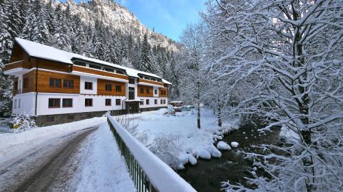 Riverside v zime