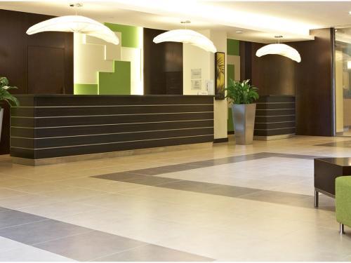 The lobby or reception area at Citymax Hotel Bur Dubai