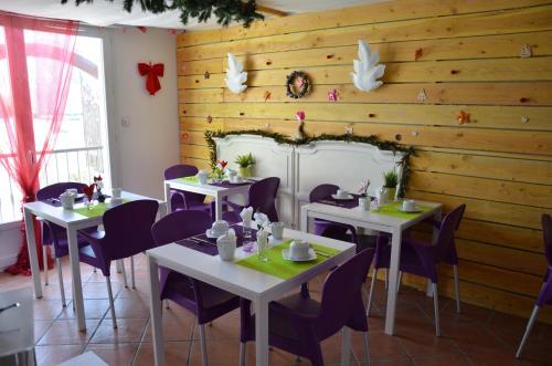Restaurant ou autre lieu de restauration dans l'établissement Le Grand Canal