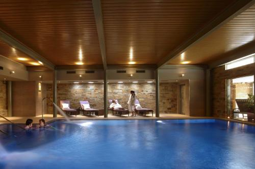 The swimming pool at or close to The Greenway Hotel & Spa