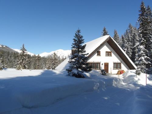 Chalet Atelier im Winter