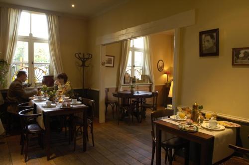 Een restaurant of ander eetgelegenheid bij Hotel In't Boldershof