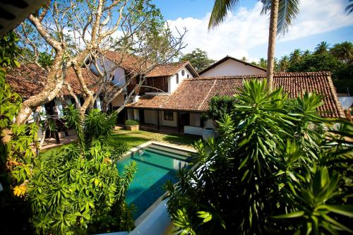 A view of the pool at The Villa Bentota by KK Collection or nearby