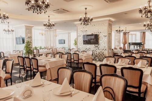 Ресторан / где поесть в Отель Олимп