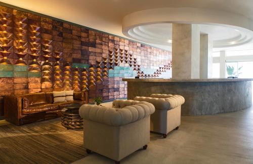 The lobby or reception area at Gavina Sens Iquique