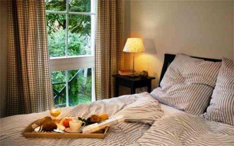 Ein Bett oder Betten in einem Zimmer der Unterkunft Louisenhof Ferienapartments und Wellness