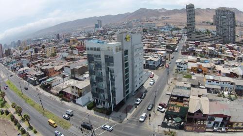 Alto del Sol Costanera Antofagasta a vista de pájaro