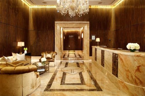 The lobby or reception area at Trump International New York