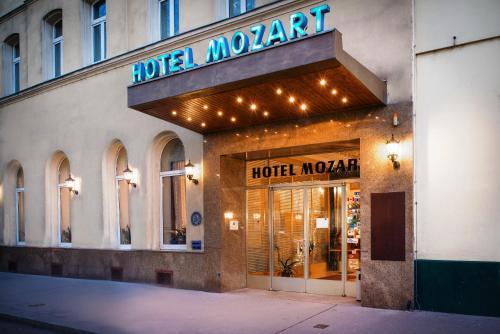 Hotel Mozart Vienna, Austria