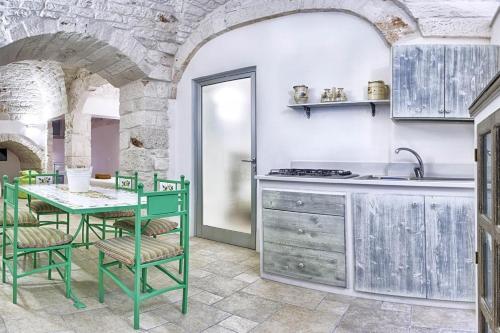 Cucina o angolo cottura di La Vecchia Merceria