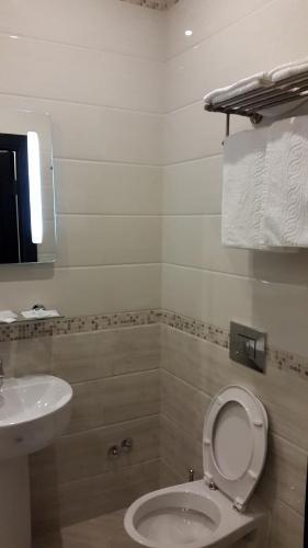 Ванная комната в Hotel MADO