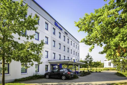 The facade or entrance of ibis Budget Essen Nord