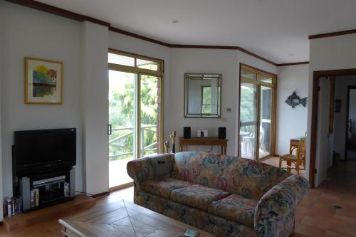 A seating area at Sea Banksia