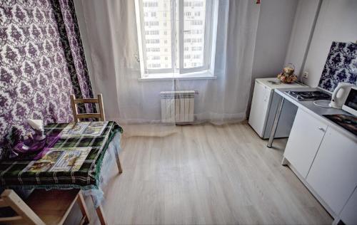 Гостиная зона в Revolyutsii Apartment