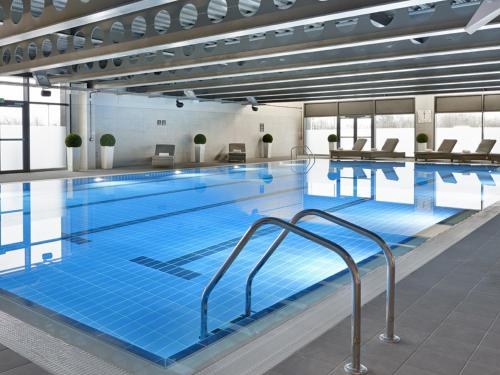 The swimming pool at or near Village Hotel Glasgow