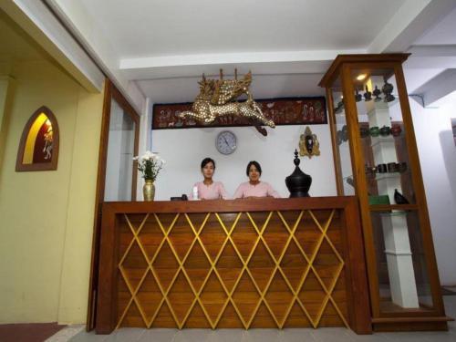 Mitarbeiter der Unterkunft New Wave 1 Guesthouse