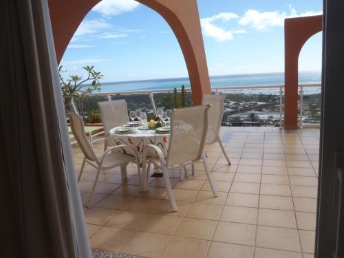 A balcony or terrace at Terrazas de Jandía