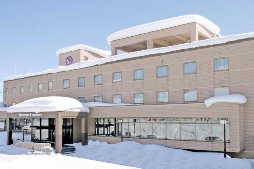 Hotel Niseko Alpen during the winter