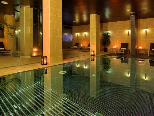 The swimming pool at or near Axel Hotel Barcelona & Urban Spa- Adults Only