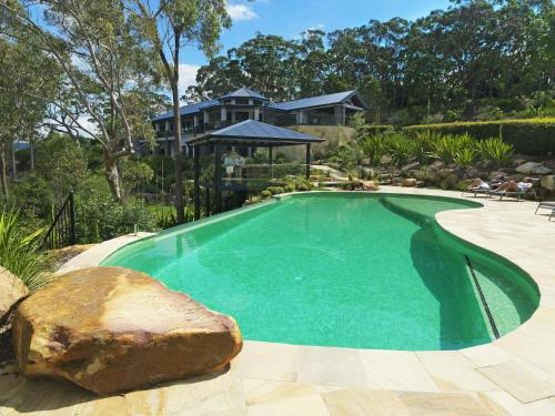 The swimming pool at or near Noonaweena