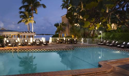 The swimming pool at or near Pier House Resort & Spa