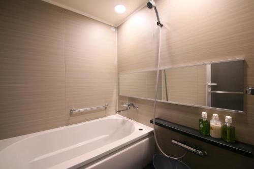 A bathroom at Hotel Gracery Shinjuku