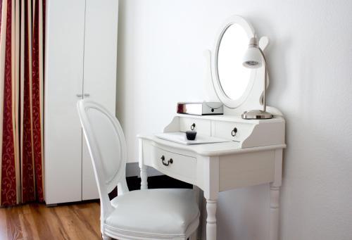 Ein Badezimmer in der Unterkunft Hotel Weisses Kreuz
