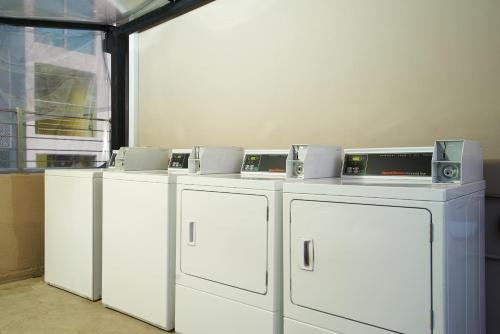 Küche/Küchenzeile in der Unterkunft K2 Guesthouse Central
