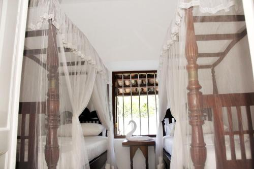 Guests staying at Bilin Tree House