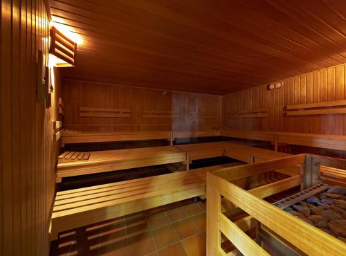 Spa and/or other wellness facilities at Kim Hotel Dresden