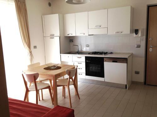 Cucina o angolo cottura di Bordopineta Residence