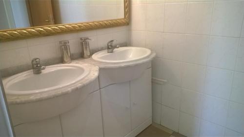 Ein Badezimmer in der Unterkunft Hotel Baltic Residenz