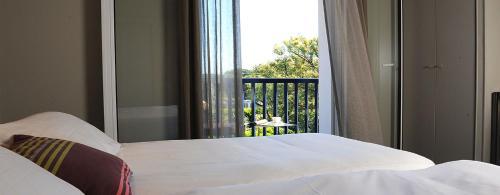 Un ou plusieurs lits dans un hébergement de l'établissement Le Connect