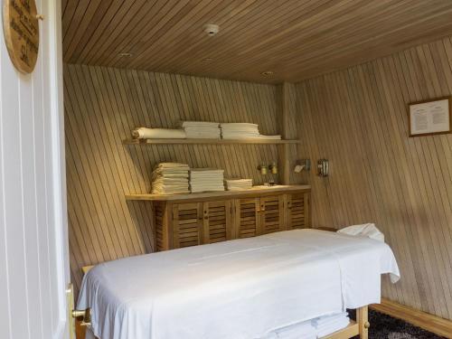 Litera o literas de una habitación en Explora en Torres del Paine - All Inclusive