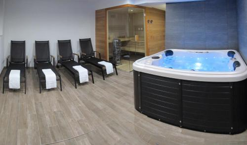 Spa and/or other wellness facilities at Hotel Kapitol