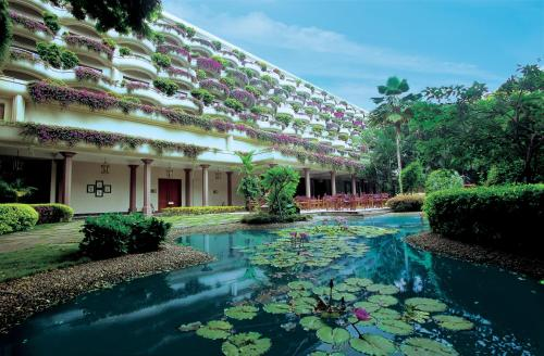 The swimming pool at or near The Oberoi Bengaluru
