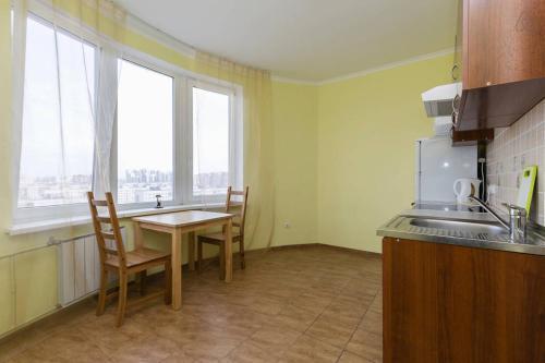 Кухня или мини-кухня в Apartament Dimitrova