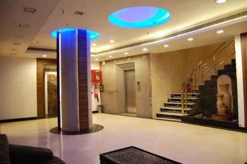 El vestíbulo o zona de recepción de Hotel Taj Resorts