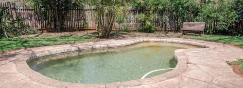 The swimming pool at or near Hippo Water Front Lodge