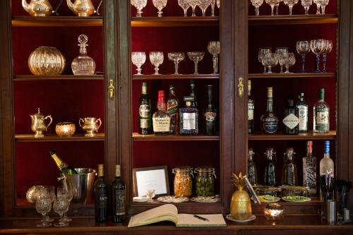 Drinks at The Portobello Hotel