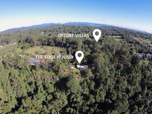 A bird's-eye view of Escarpment Retreat & Day Spa for Couples